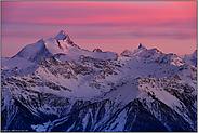 schneebedeckt... Alpenpanorama *Hochalpen*