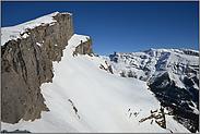 steile Klippen, schroffe Felsen... Alpenblick *Hochalpen*