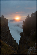 in's Licht... Sonnenuntergang *Alpen*