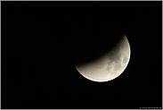 03:41 Uhr... partielle Mondfinsternis *Luna luna*